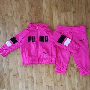 NWOT ❤️ PUMA baby suit